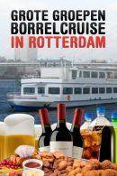 Grote Groepen Borrelcruise in Rotterdam
