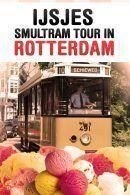 Ijsjes Smultram Tour in Rotterdam