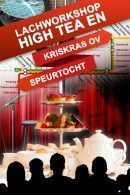 Lachworkshop – High Tea – Kriskras OV Speurtocht