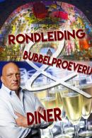 Bubbelproeverij – Rondleiding – Diner bij Herman den Blijker