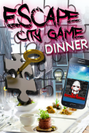 Escape City Tablet Dinner Game in Rotterdam