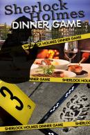 Sherlock Holmes Dinner Game Rotterdam