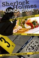 Sherlock Holmes Lunch Game Rotterdam