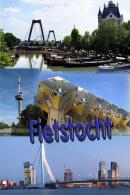Uitgebreide Fietstocht in Rotterdam