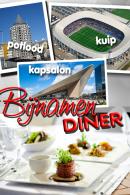 Bijnamen diner in Rotterdam